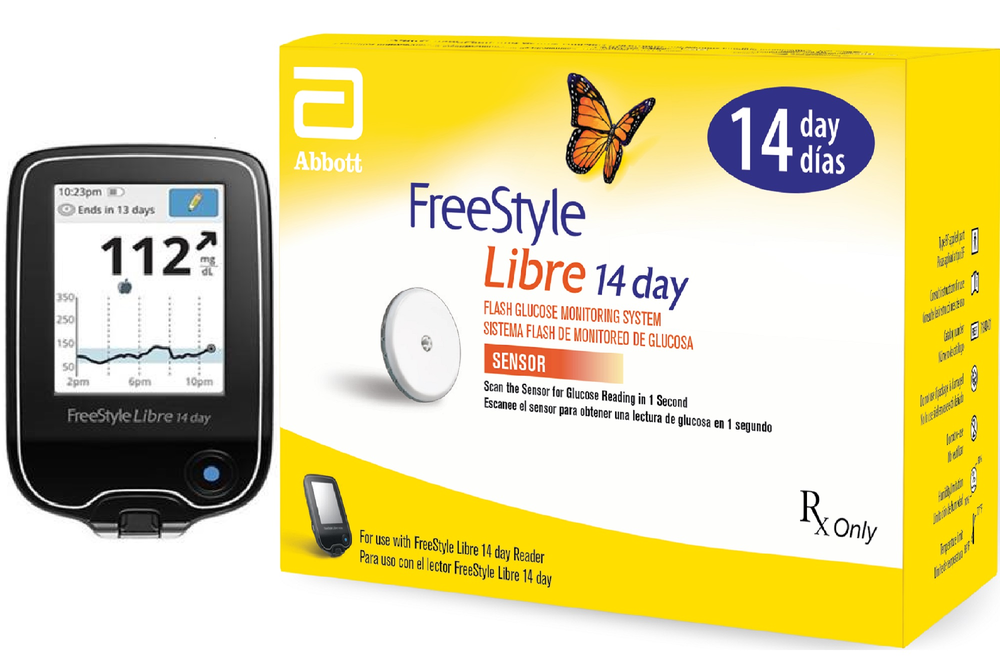 FDA Approves FreeStyle Libre 14 Day Flash Glucose Monitoring System - Clinical Advisor