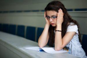 Exam performance anxiety