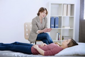 Hypnotherapy in practice involves a number of techniques
