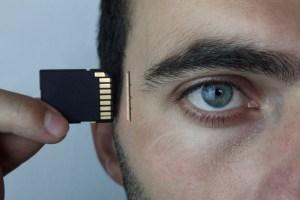 Hypnotherapy change bad memories memory stick