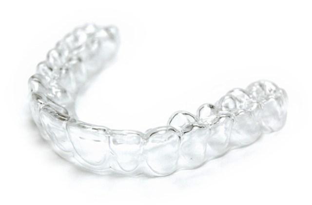 Moldeira para clarear dentes