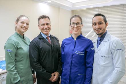 crianças com medo de dentista