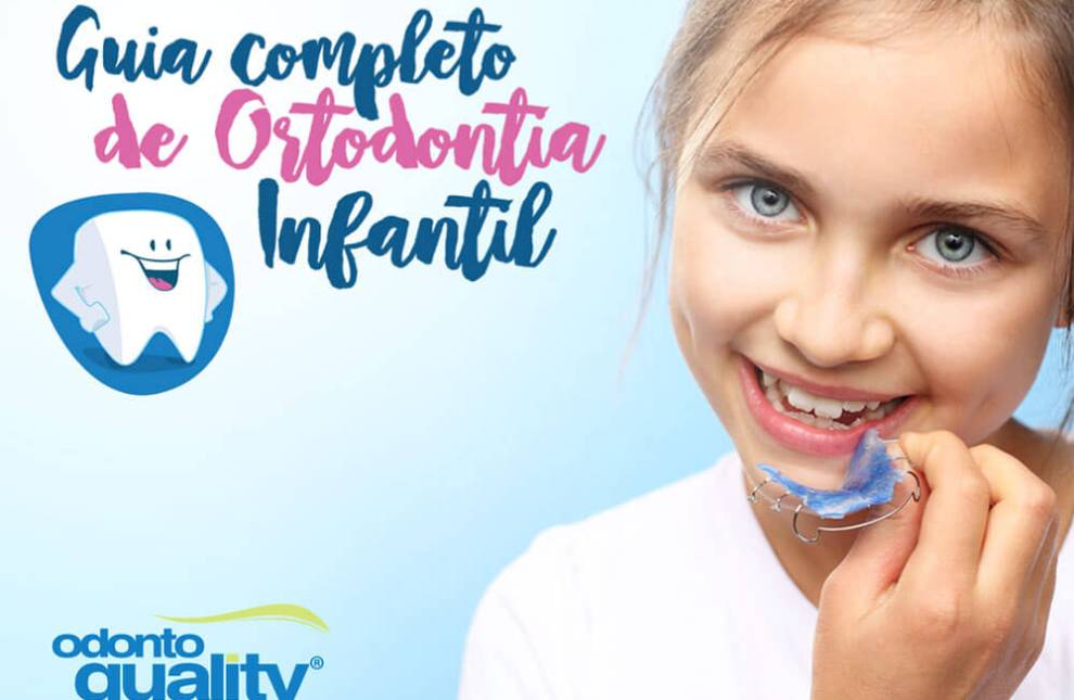Guia Completo de Ortodontia Infantil