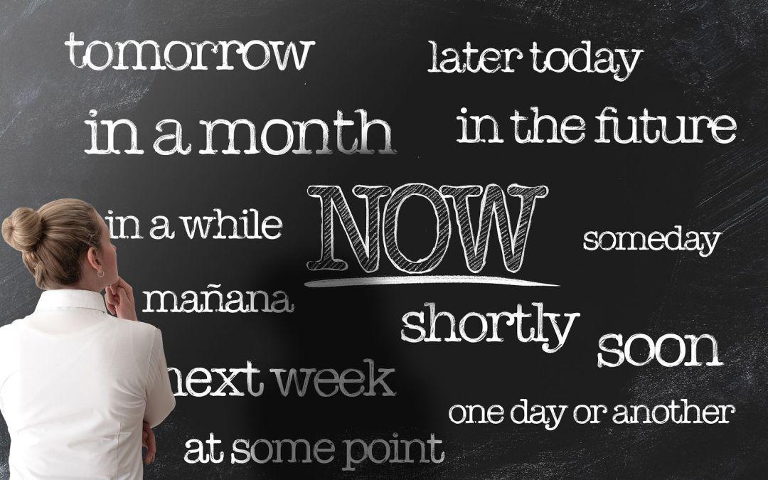 Superar la procrastinación