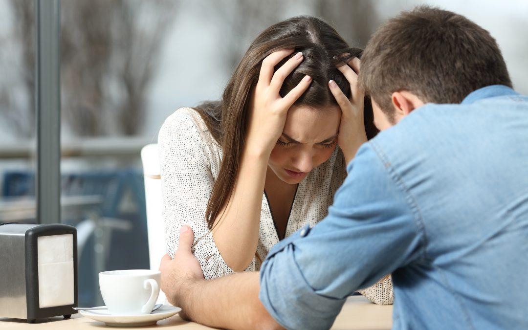 Los conflictos de pareja
