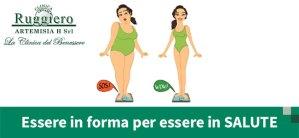 Essere in forma per essere in salute