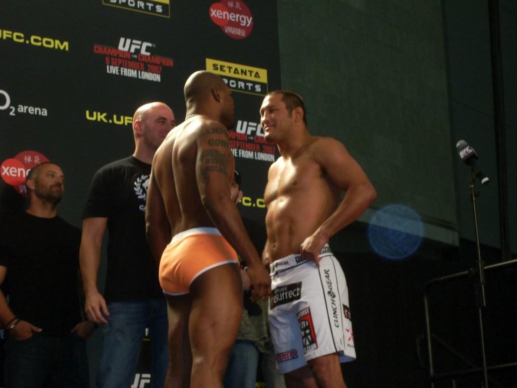 testosterona y deporte UFC
