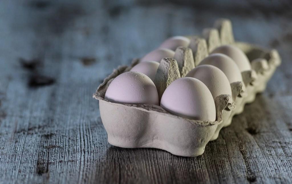 huevos para aumentar testosterona