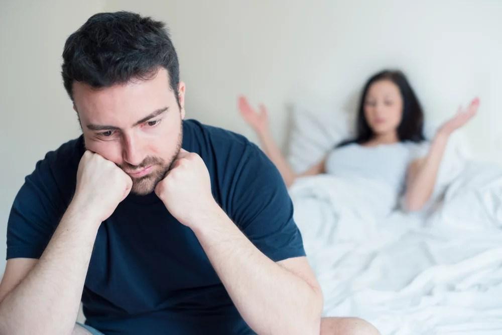 ¿Cómo maneja una mujer la impotencia de su pareja?