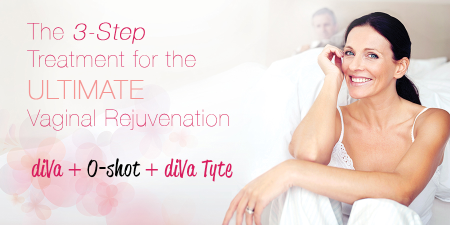 The 3 Step Treatment for the ULTIMATE Vaginal Rejuvenation