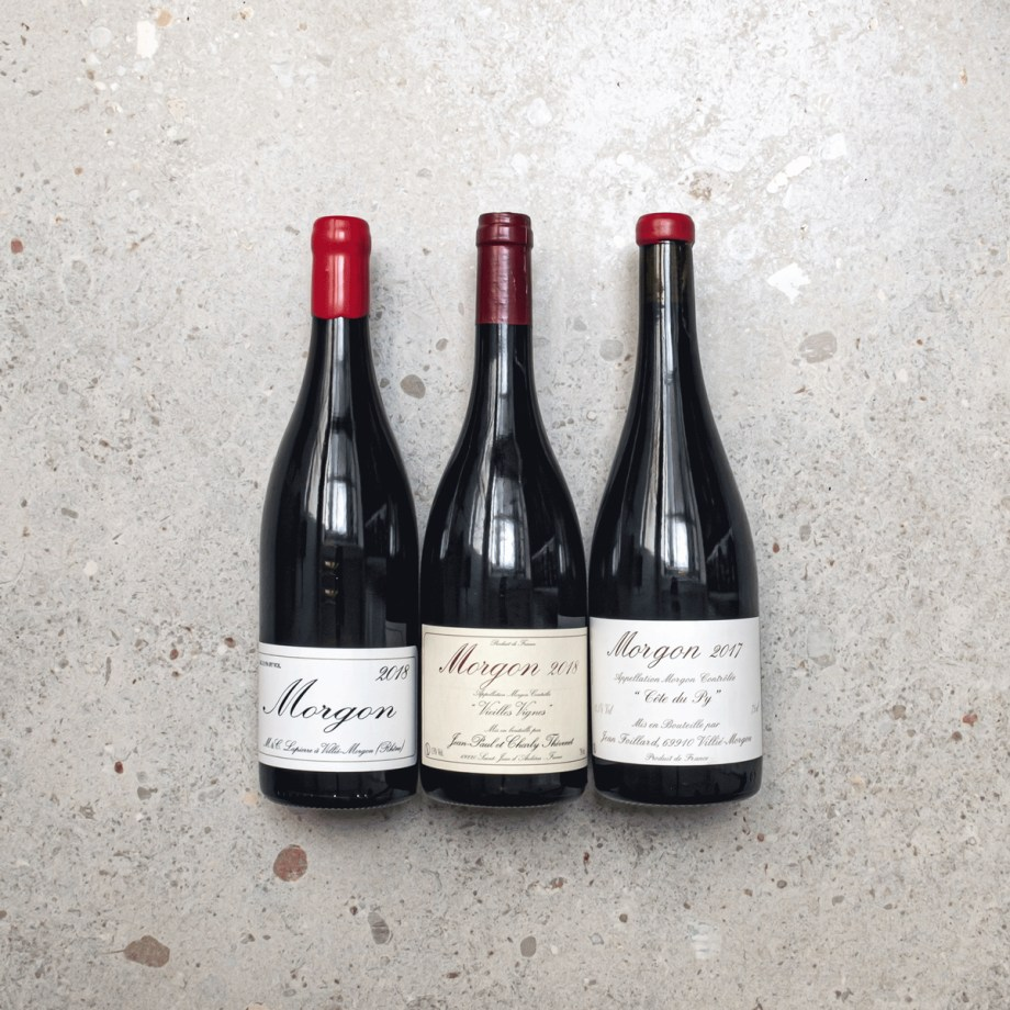 ¾ OF THE GANG OF 4   Bundle of 3 Gamay   Clink Clink