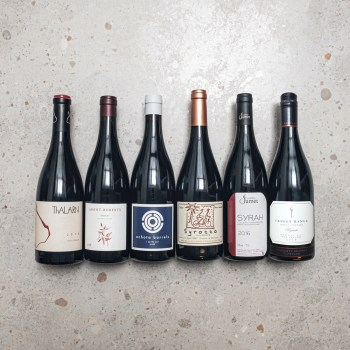 Que Syrah, Syrah | Bundle of 6 Syrah | Clink Clink