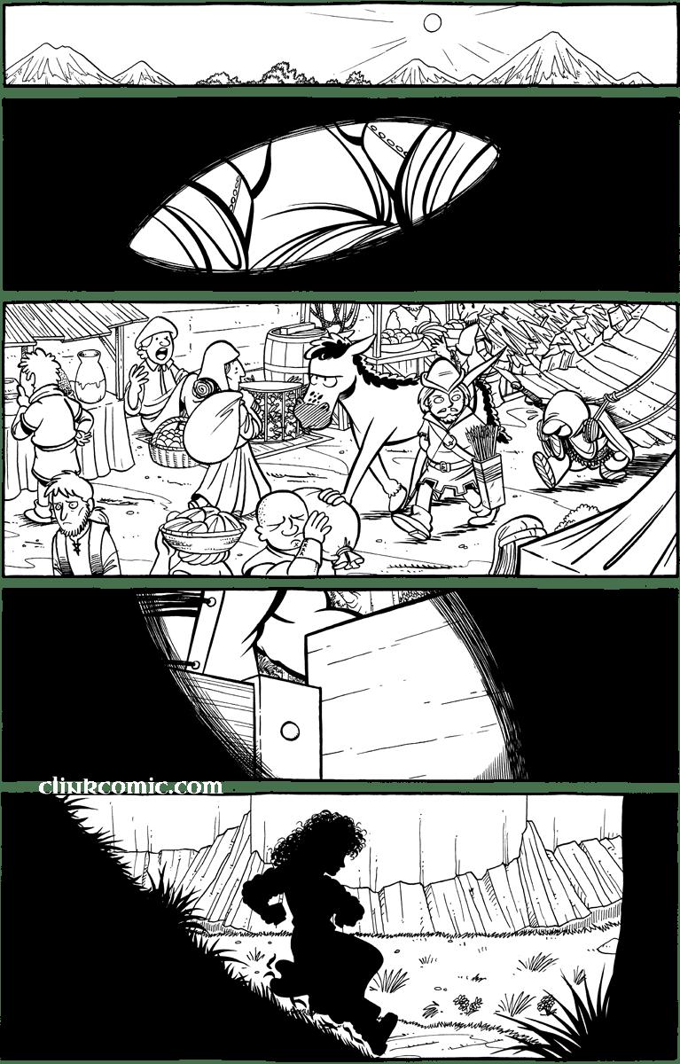 Luna #3, Page 01