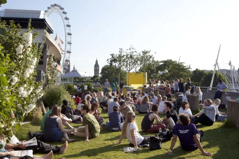 Southbank The 5 Hottest Things to Do on a Sunny Day in London Clink Hostels