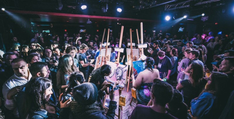 Pllek Art Battle | Things to do in Amsterdam this September | Clink Hostels