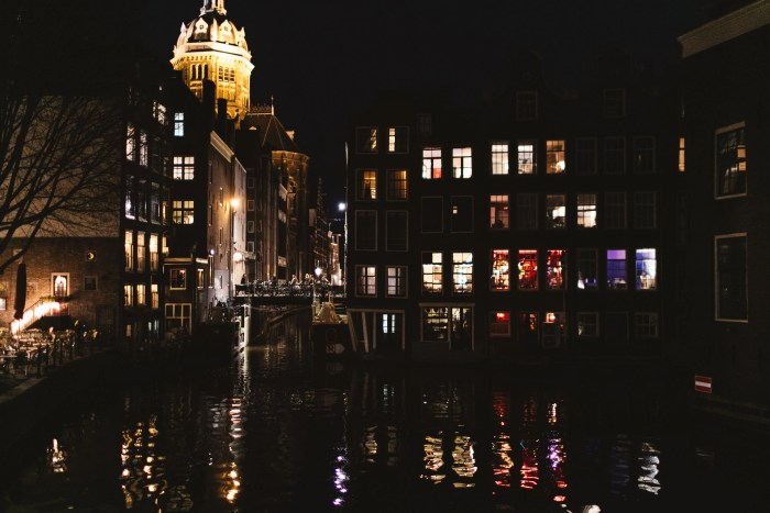 Amsterdam Light Festival 9 of the most interesting things you can do in Amsterdam at night