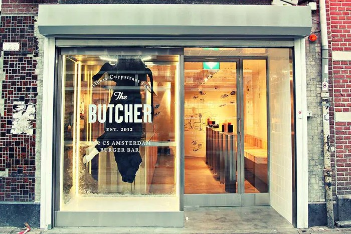 The Butcher - Secret Bar in Amsterdam Clink Hostels