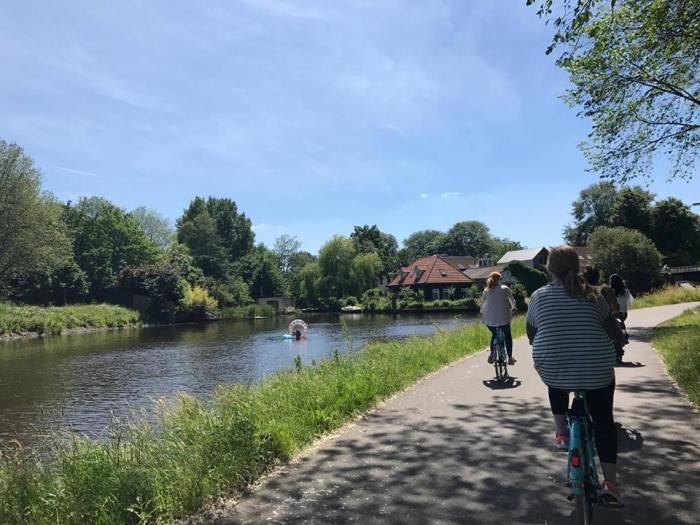 Clink Hostels Amsterdam Noord Bike Tour