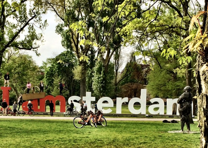 Vondelpark Amsterdam Clink Hostels Group Acitvities