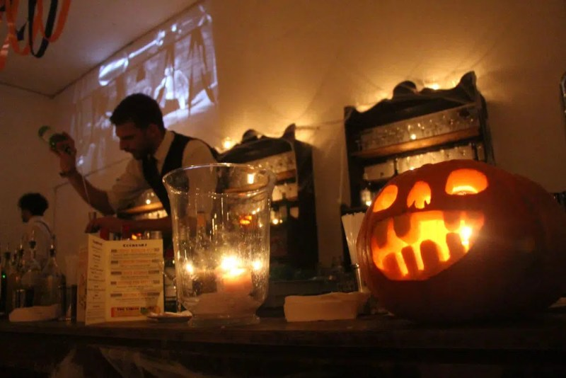 Candlelight Club Halloween Ball | Clink Hostels