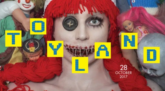 Toyland Amsterdam Halloween Party