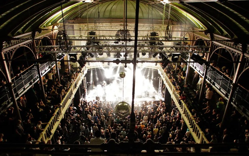 Shoom!: NYE 2018 at Paradiso Clink Hostels New Years Eve In Amsterdam