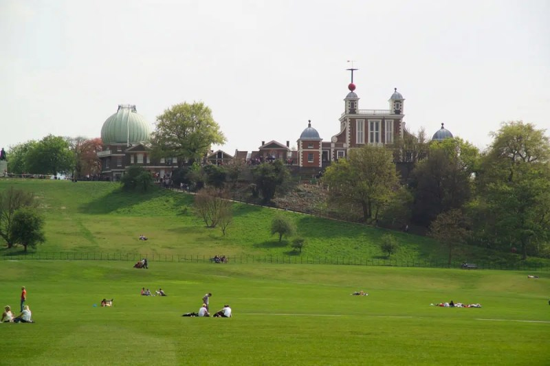 Greenwich Observatory Unique date ideas in London Clink Hostels