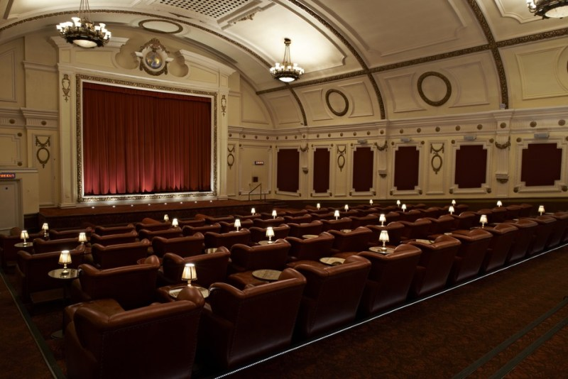 The Electric Cinema Unique date ideas in London