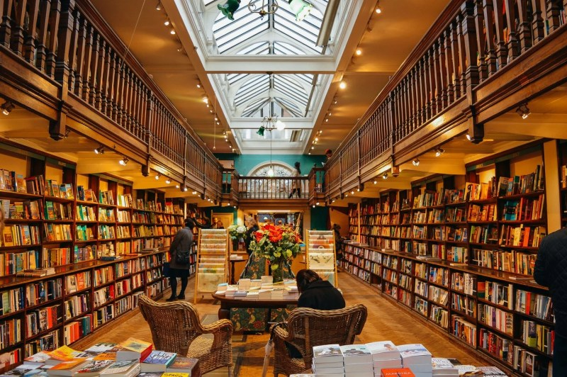 Daunt Books The Best Bookshops in London Clink Hostels