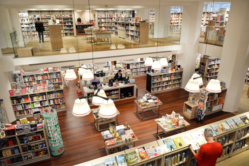 Foyles Bookshop The Best Bookshops in London clink Hostels