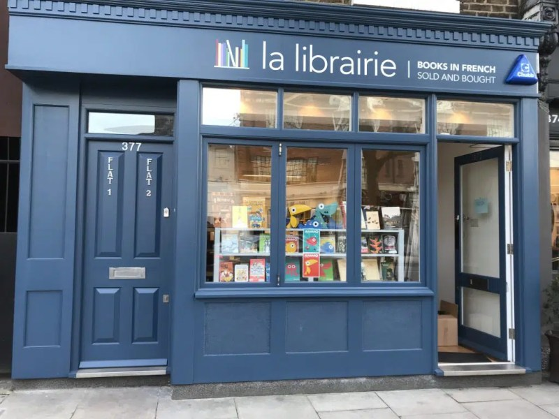La Librairie The Best Bookshops in London Clink Hostels