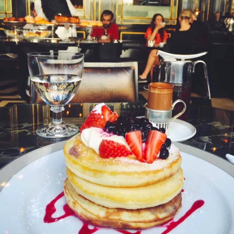 The Wolsely Unreal Pancake Places In London