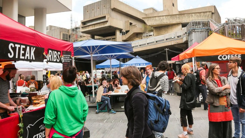 The Southbank Centre The Ultimate Guys' Getaway in London Clink Hostels