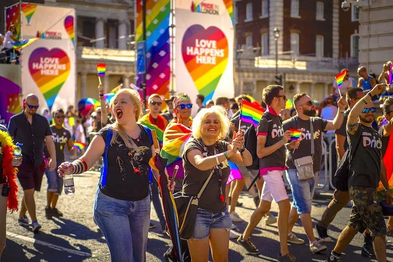 Pride London Clink Hostels