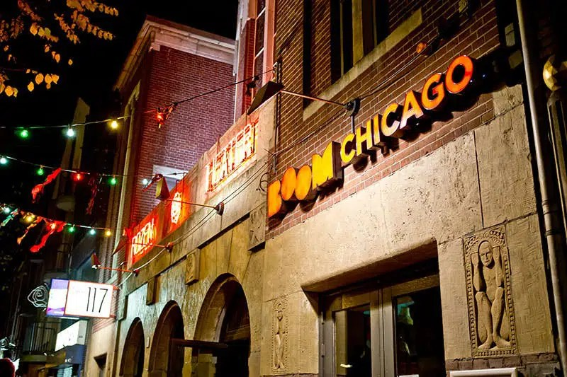 Boom Chicago | Comedy Clubs in Amsterdam | Clink Hostels
