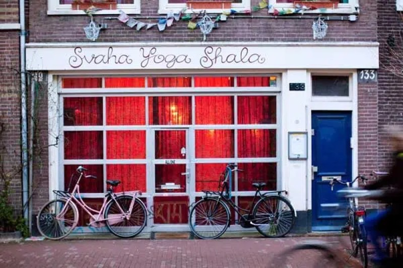 Svaha Yoga Studio - Jordaan | Yoga in Amsterdam | Clink Hostels
