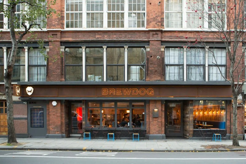 Brew Dog | Top 6 Bars in Farringdon | Clink Hostels