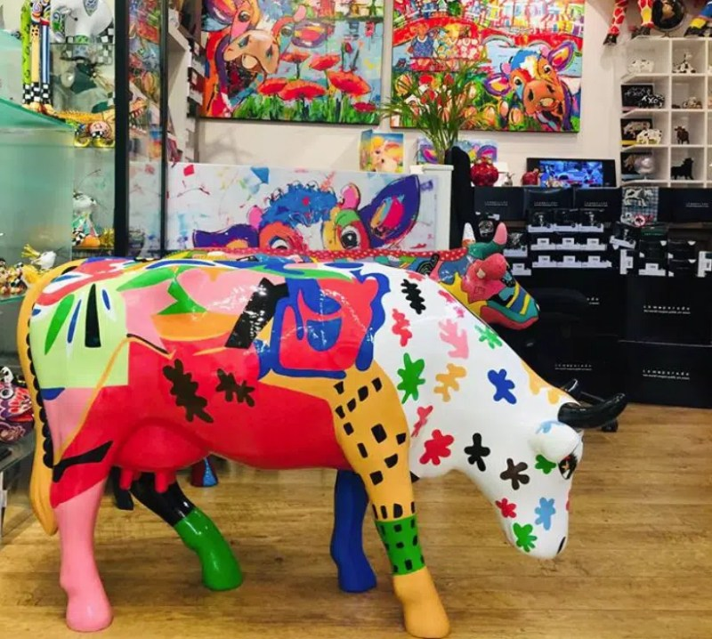 Cow Museum Amsterdam | Clink Hostels
