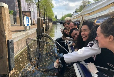 Clink Hostels - Boat Tour Canal Clean - Amsterdam - things to do in amsterdam this weekend - amsterdam hostels