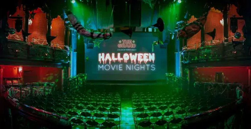 Horroctober Cinema | Best Places for Halloween in London | Clink Hostels
