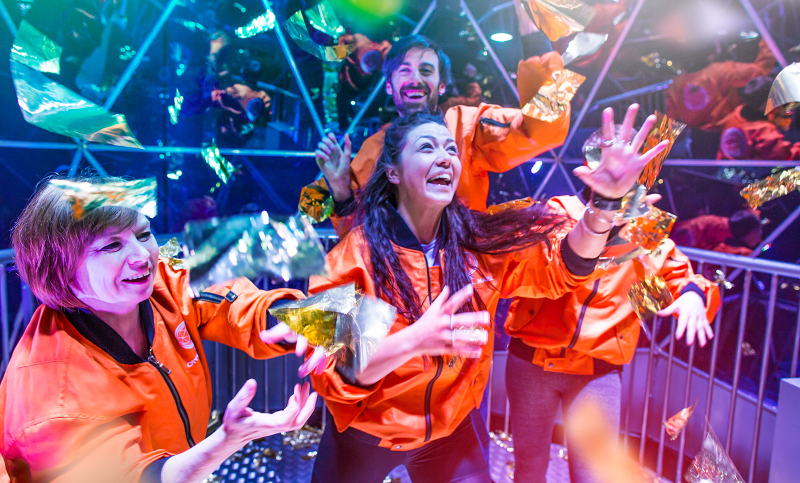 The Crystal Maze - Halloween Edition | Best Places For Halloween in London | Clink Hostels