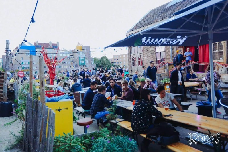 Amsterdam Roest - Things To Do Alone in Amsterdam - Clink Hostels