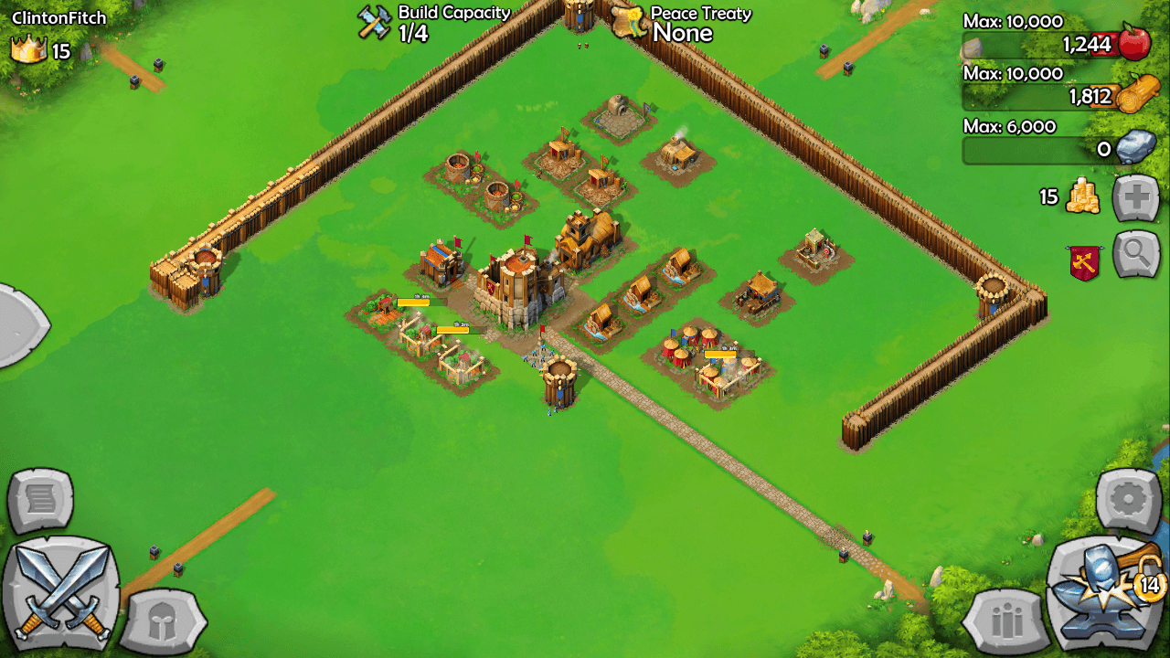 Age Of Empires Castle Siege For Windows Phone Review
