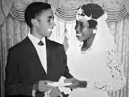 Bob Marley & Rita Anderson getting married