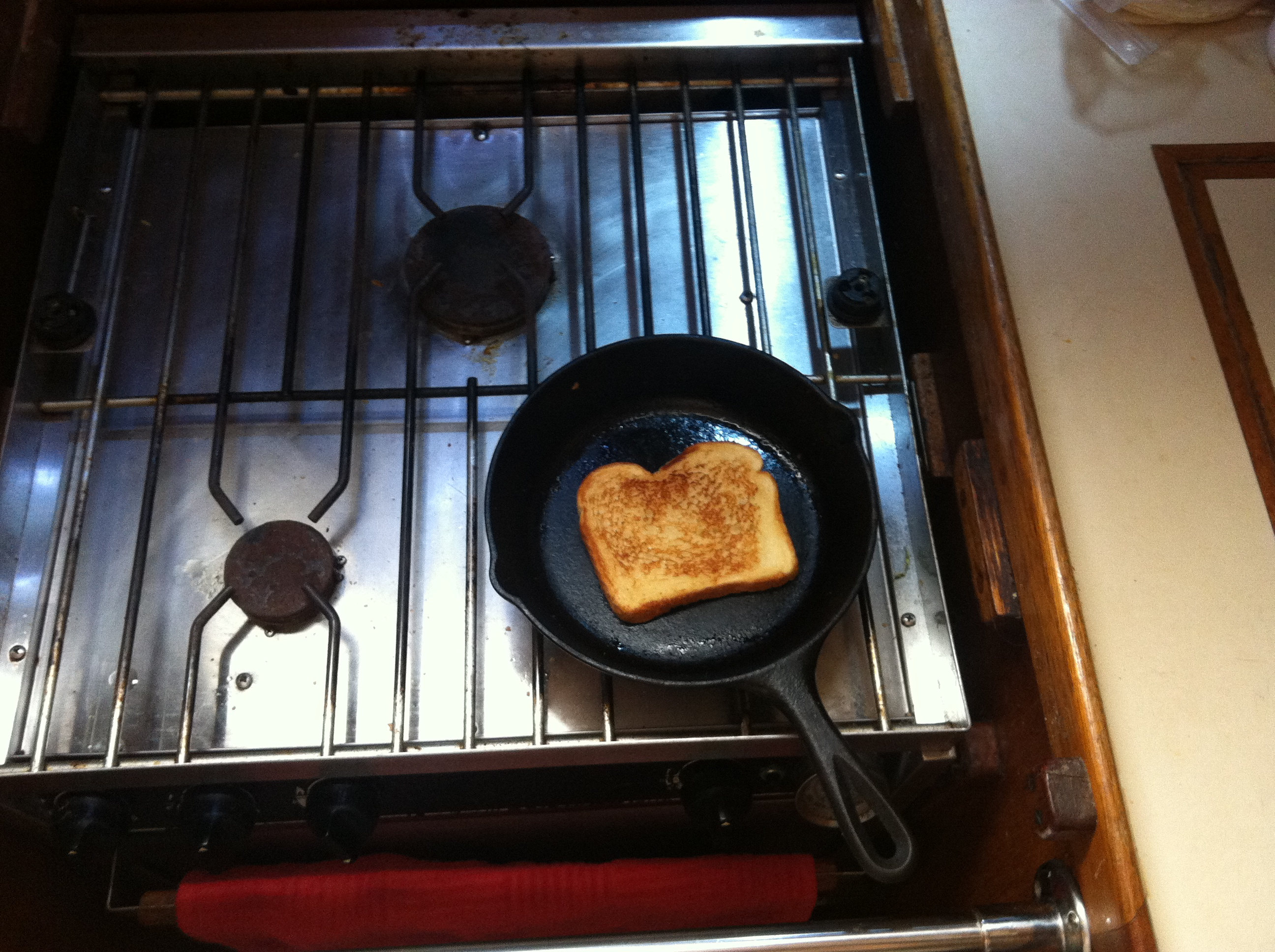 The Making of Toast