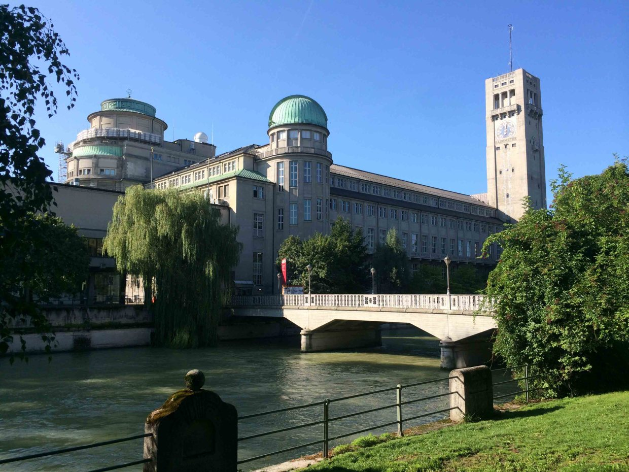 Image result for Deutsches Museum in Munich