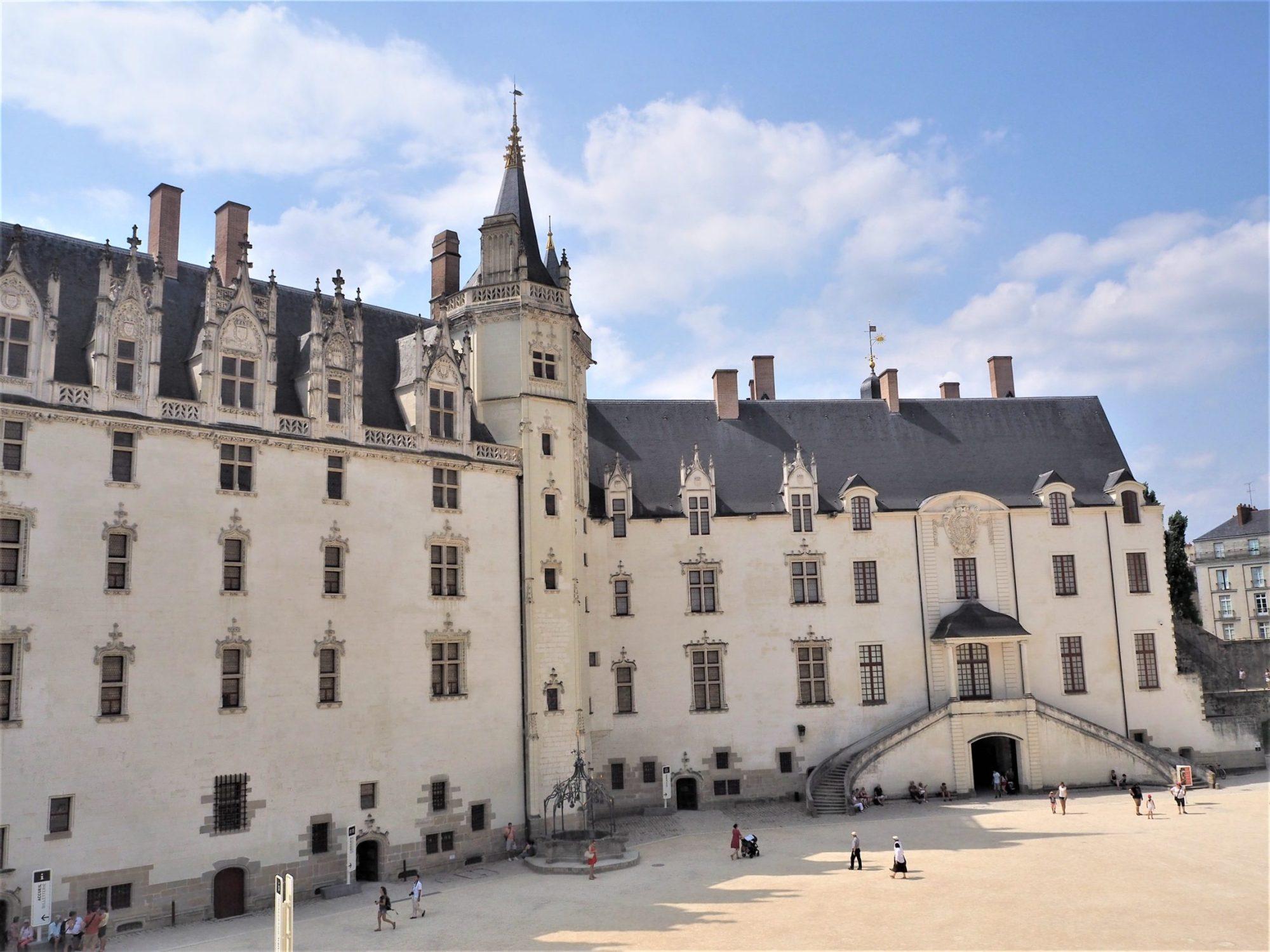 Chateau des Ducs de Bretagne Nantes
