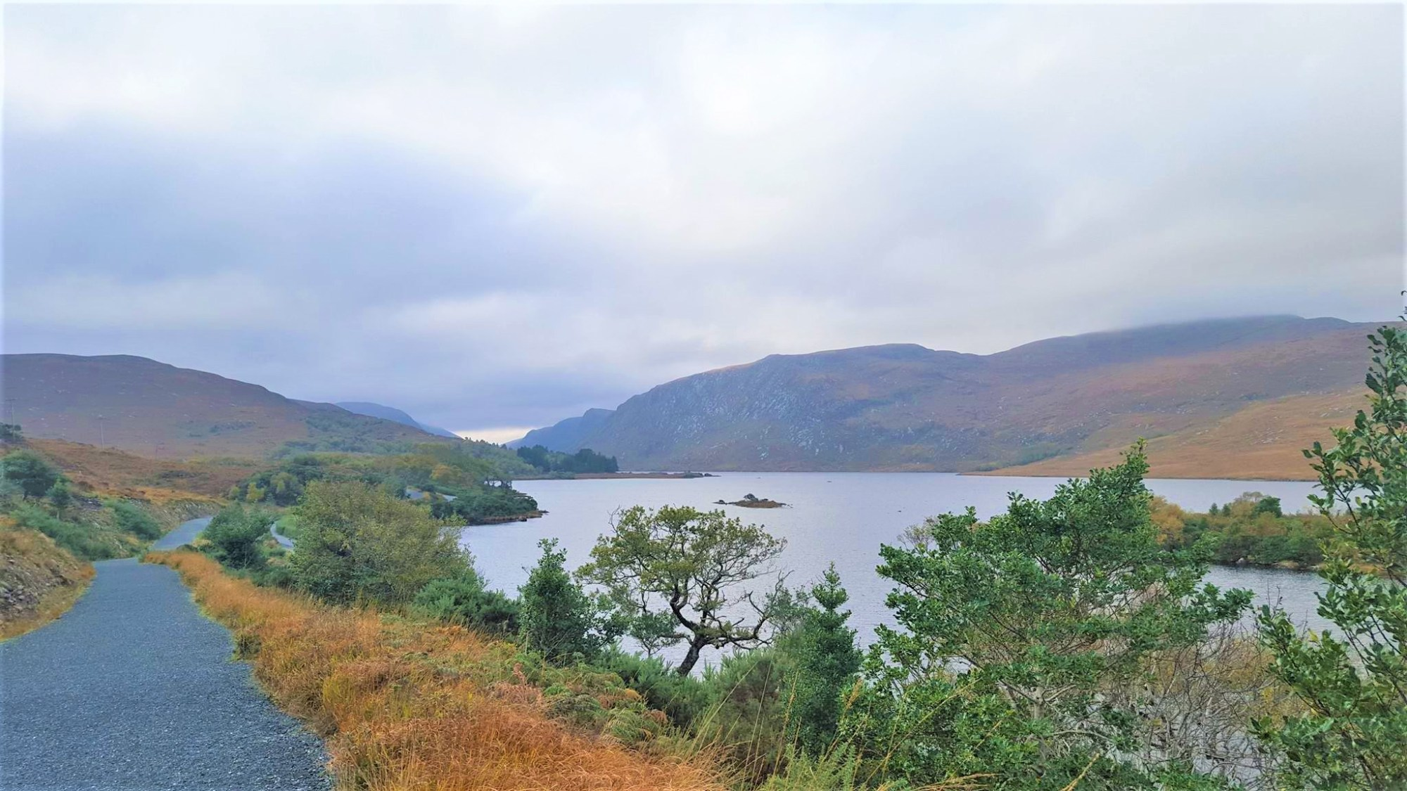 GLENVEAGH national park Irlande Donegal