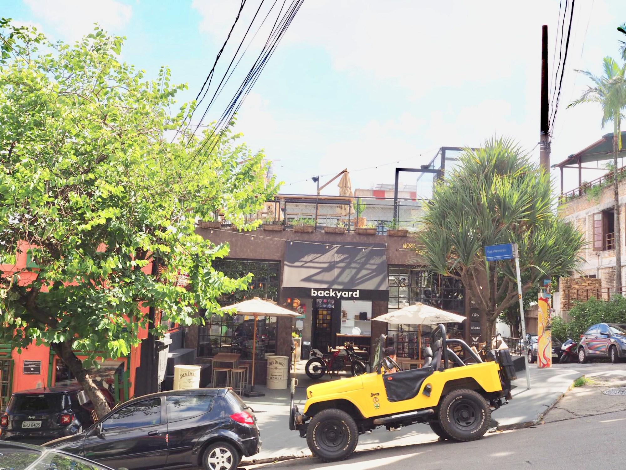 Sao paulo vila madalena clioandco blog voyage