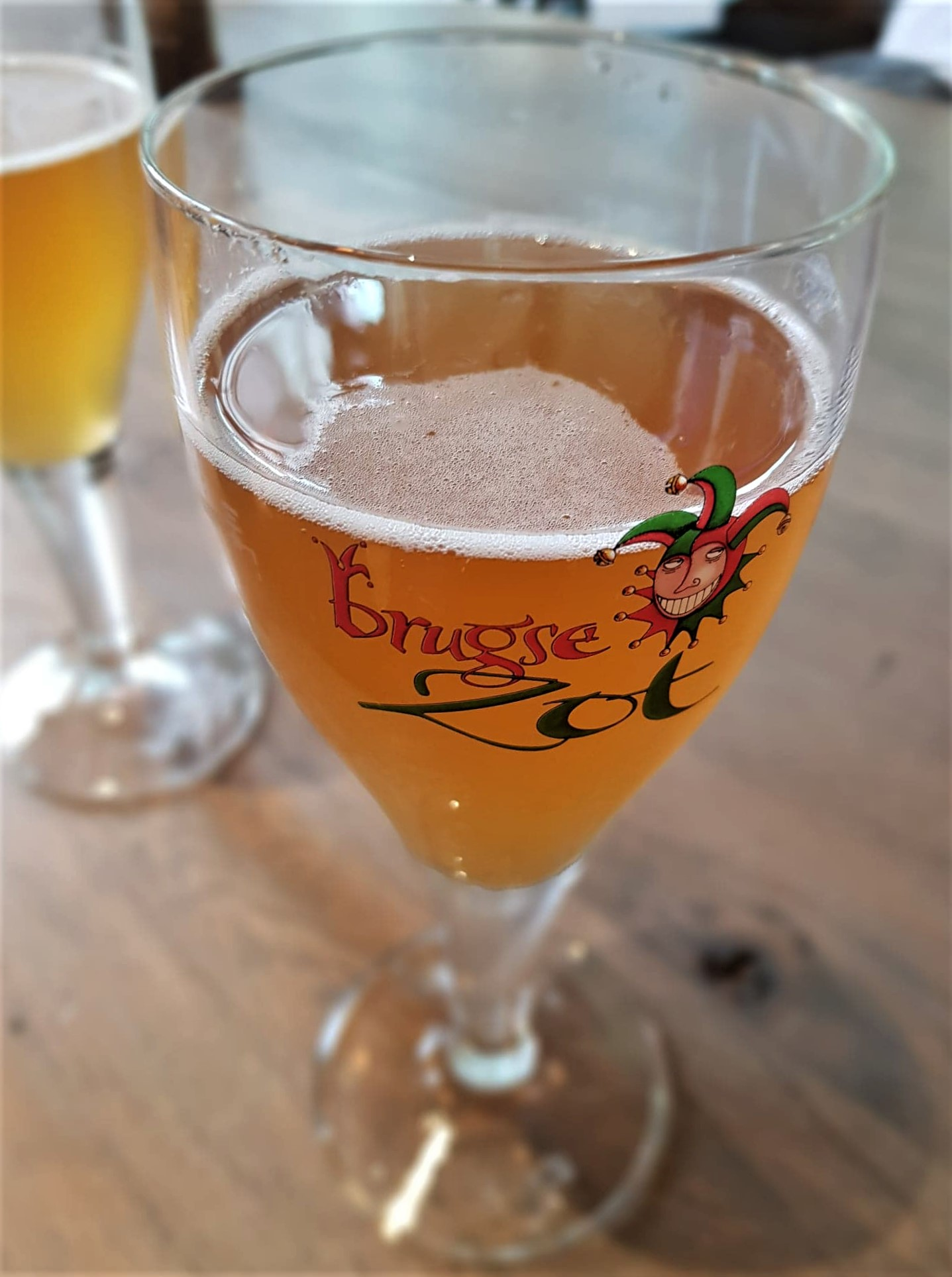 Bruges Belgique Brasserie bière De Halve Maan blog voyage clioandco